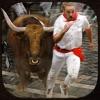 クレイジー怒っている雄牛の都市攻撃:野生動物シミュレータ2016