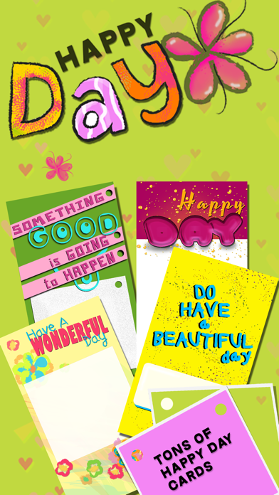 Greeting Cards Maker - Create 'Have a Nice Day' eCards and