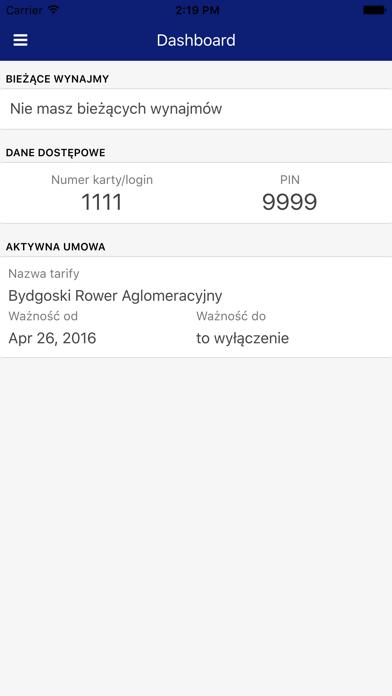 Bydgoski Rower Aglomeracyjny screenshot four