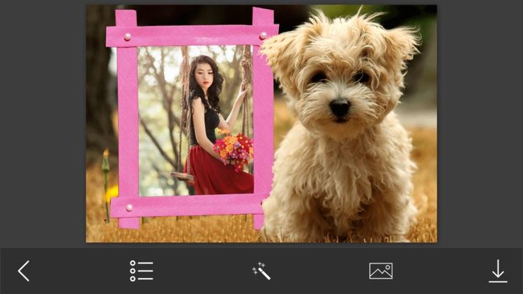 Animal Photo Frames - Creative Frames for your photo screenshot-3