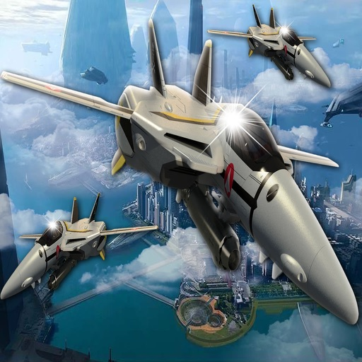 Active Force Of Aircraft - Top Best Combat Aircraft Simulator icon
