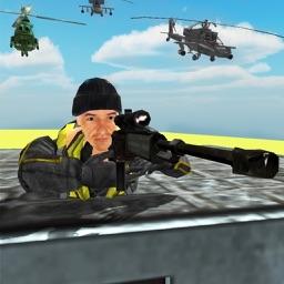 Real Commando Sniper Shooting - American Counter Terrorist Frontline Force
