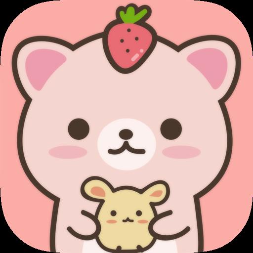 Strawberry Cat Camera Studio