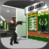 Super-Market Car Driver 3D: Police Shooting Gangster in Mad Crime City