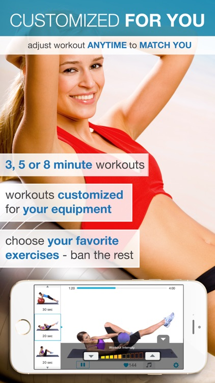 Easy Ab Workouts - Flatten and Tone Your Stomach and Back Fat