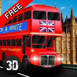 London Bus Driving Simulator 3D