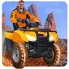 4x4 ATV Rider Quad Bike Hill Climb Extreme Offroad Safari Riding