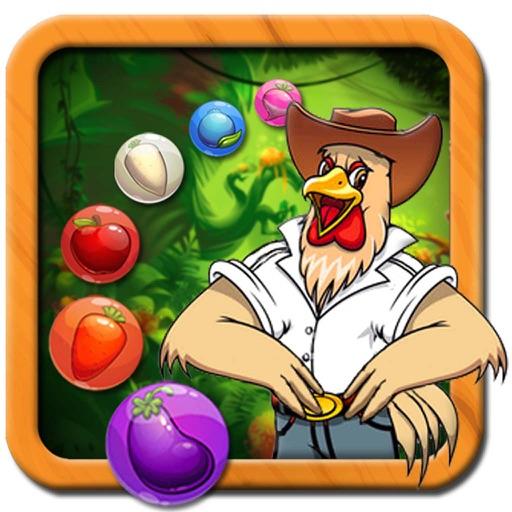 Bubble Shooter Farm Pop 2 : Free Bubble Shooter iOS App
