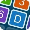 DIVIDO™ Modern - Original math puzzle - iPhoneアプリ