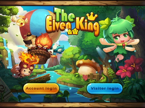 The Elven King-ipad-0