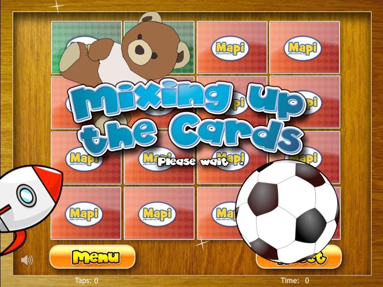 Card Match For Kids HD screenshot-4