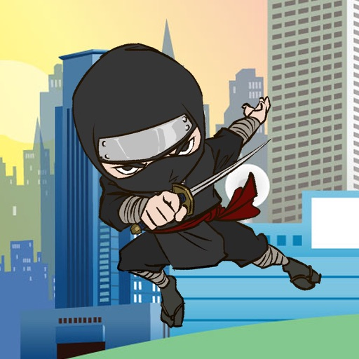 Mr Ninja Jump City