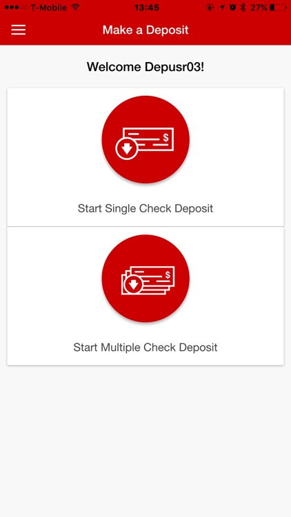 KeyNavigator Mobile Deposit screenshot-0