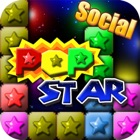 Star Poping: Galaxy Blue icon