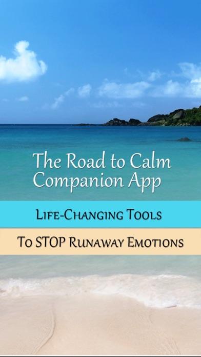 The Road To Calm Companion App-0