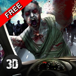 Zombie Death Car Racing 3D
