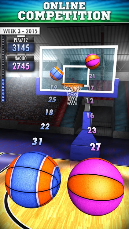Basketball Clicker screenshot-1