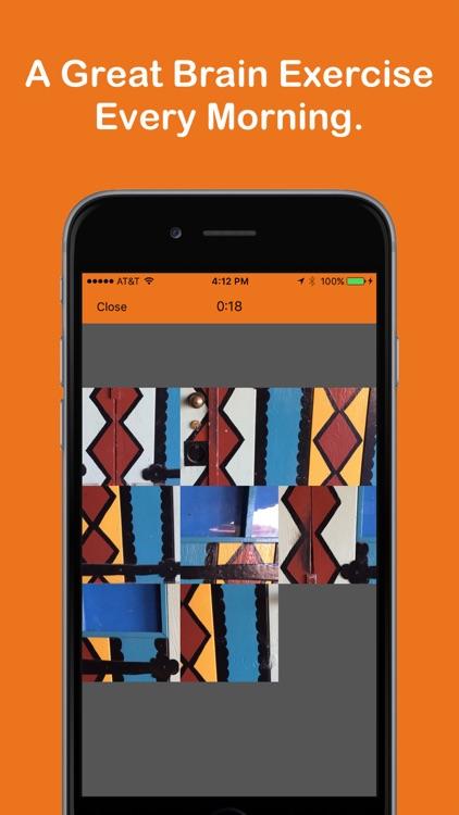 Scramble: Sliding Tile Puzzle Maker screenshot-4