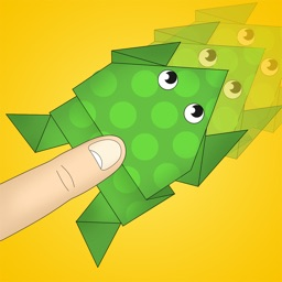 Animated Origami Instructions