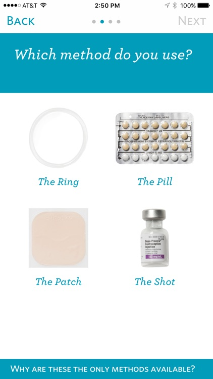 Bedsider Birth Control Reminders
