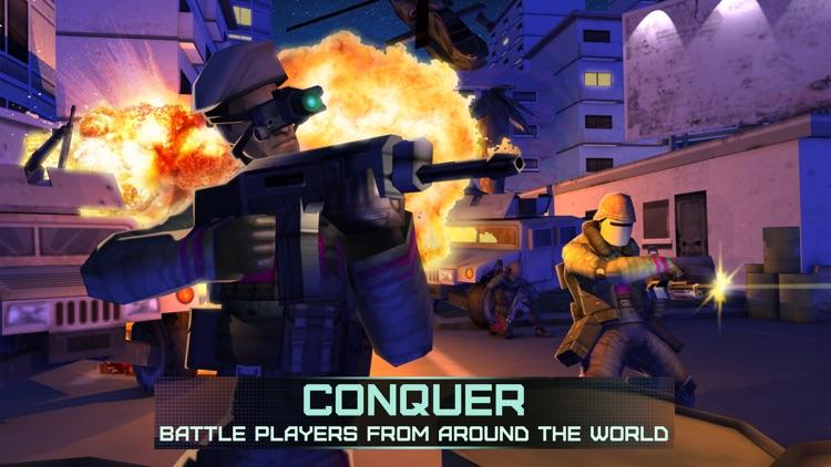 Rivals at War screenshot-3