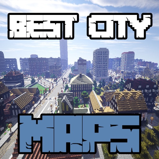Best City Maps for Minecraft - City Maps for Minecraft Pocket Edition