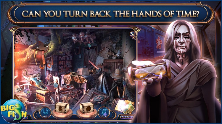Grim Tales: Threads of Destiny - A Hidden Object Mystery (Full)