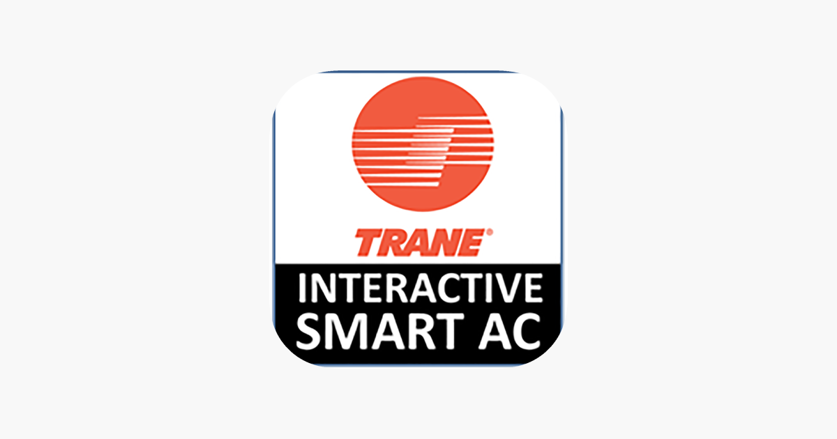 Trane Interactive Smart AC on the App Store
