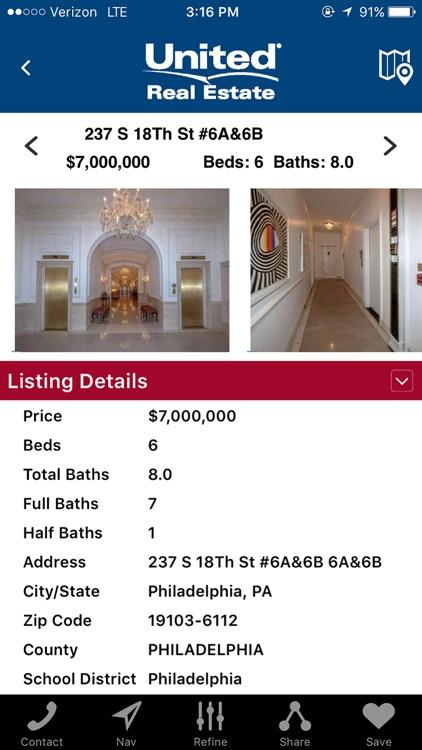 United Real Estate screenshot-3