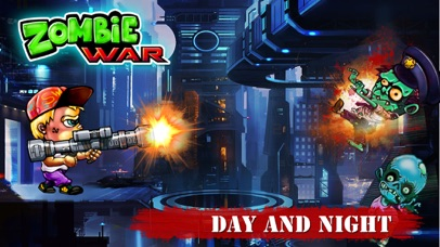 Zombie War - Save The World screenshot two