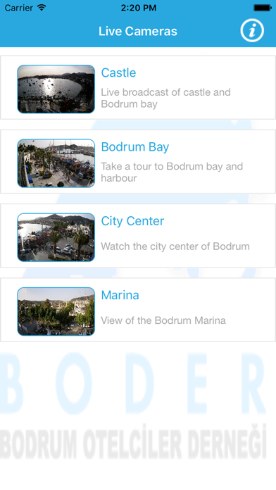 Bodrum Live screenshot two