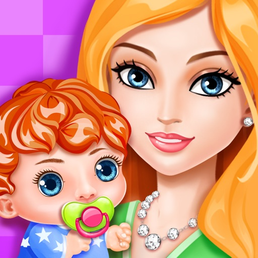 My New Baby 2 - Mommy Dress Up & Babies Feed, Care & Play iOS App