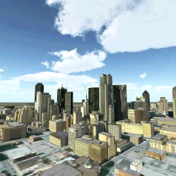Save Dallas Drone Flight Simulator