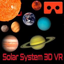 VR Solar System Cardboard