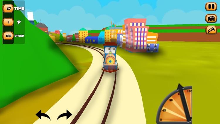 School Train Simulator 2016 screenshot-3