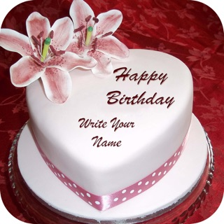 Amazing Name And Photo On Birthday Cakes On The App Store Funny Birthday Cards Online Bapapcheapnameinfo