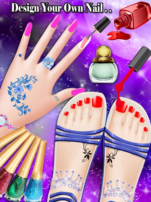 Manicure Pedicure And Spa Games For Girls Teens And Kids App