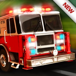 911 Real Fire Truck Simulator 3D - Fireman On Duty