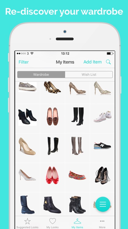 STYLISHLY virtual wardrobe & personal stylist