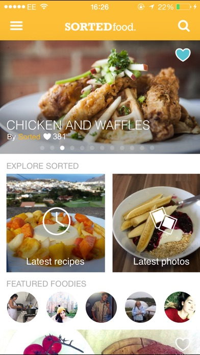 Sortedfood Revenue Download Estimates App Store Great Britain