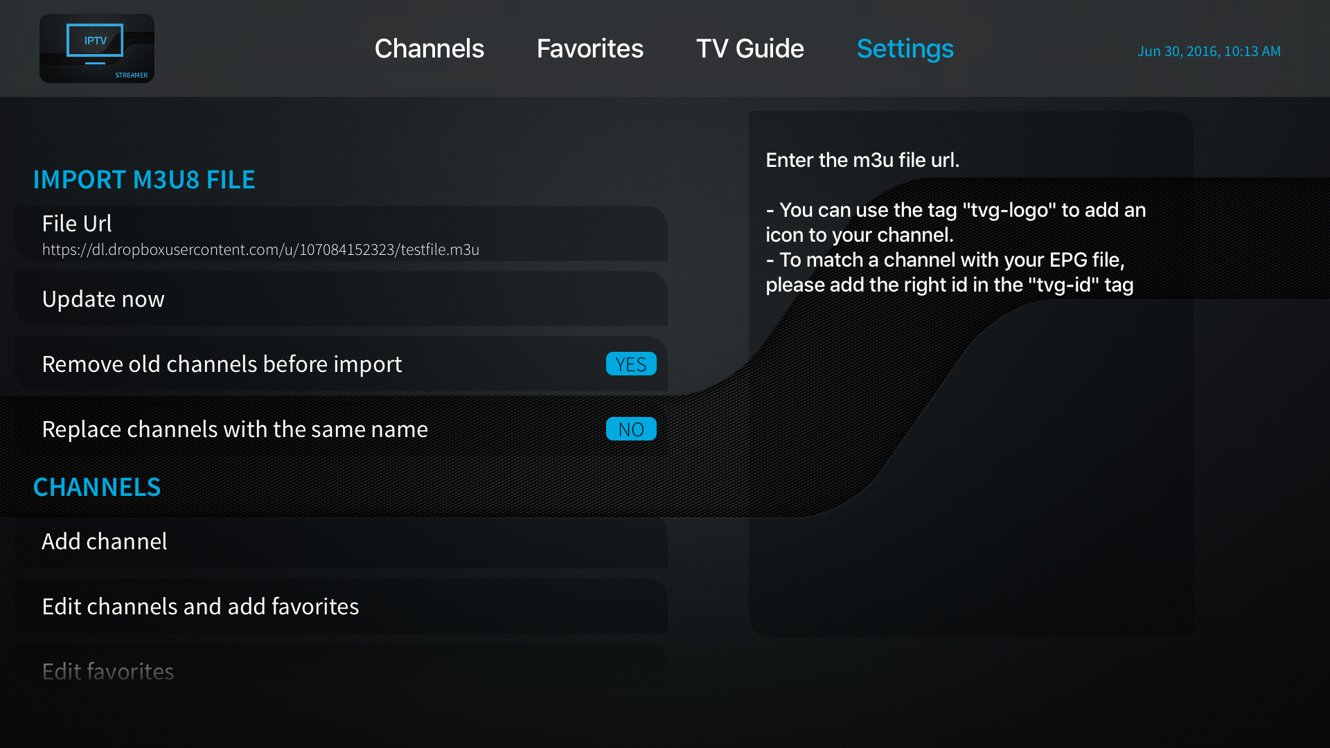 Epg Source Url Iptv