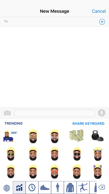 OdellMoji by Odell Beckham Jr. screenshot-2