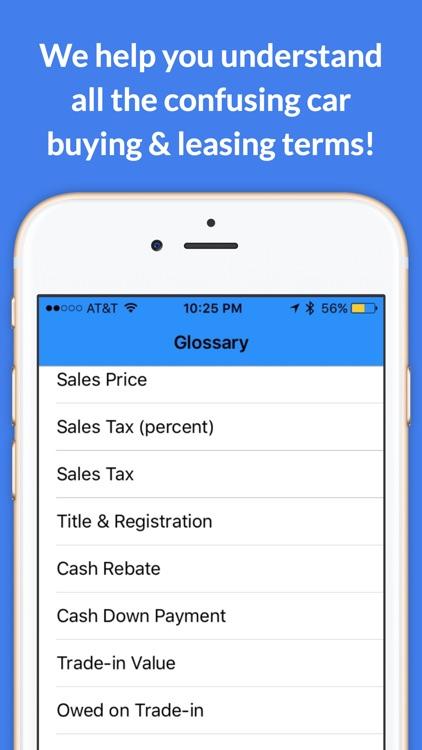 Car Payment Calculator screenshot-4