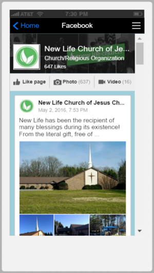 New Life Church Of Jesus Christ On The App Store