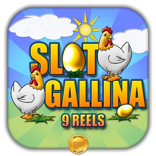 Slot Gallina (9 Reels)