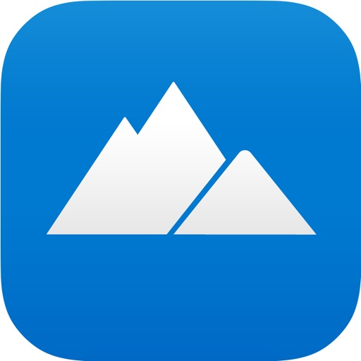Runtastic Altimeter GPS – Altitude, Elevation Measure & Compass icon