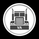 Virginia CDL Test Prep icon