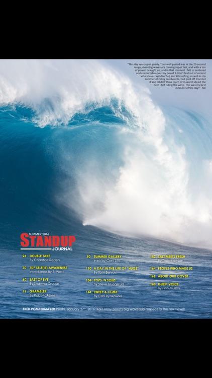 Standup Journal Magazine