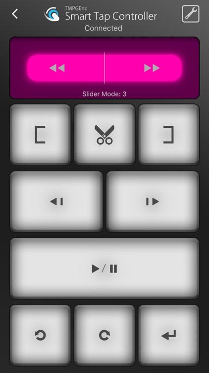 TMPGEnc Smart Tap Controller