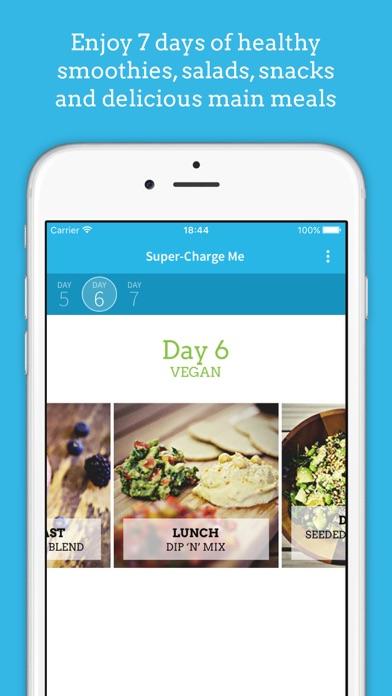download Jason Vale's 7-Day 'Super-Charge Me!' Health Kick indir ücretsiz - windows 8 , 7 veya 10 and Mac Download now